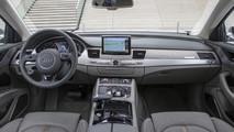 2018 Audi A8 karşılaştırma