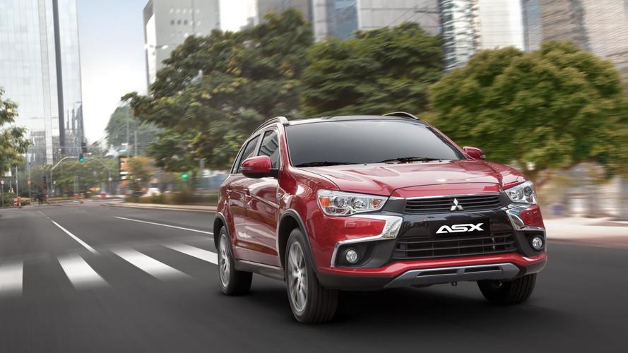 Mitsubishi ASX 2018 estreia motor flex a partir de R$ 97.990
