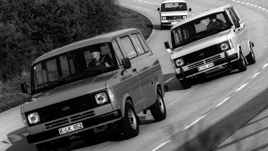 Classic Ads: 1968 Ford Transit