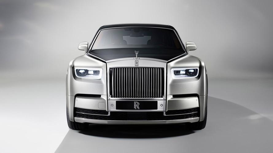 2018 Rolls-Royce Phantom sonunda tanıtıldı!