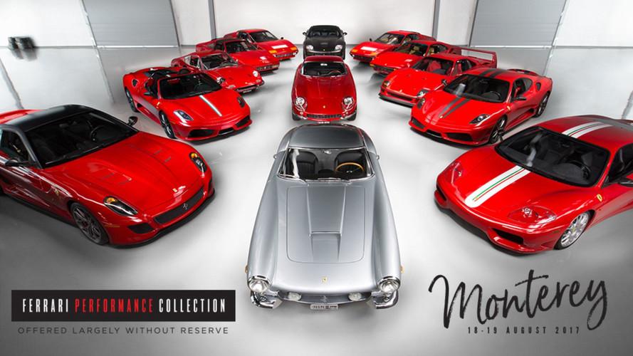 Ferrari Performance Koleksiyonu