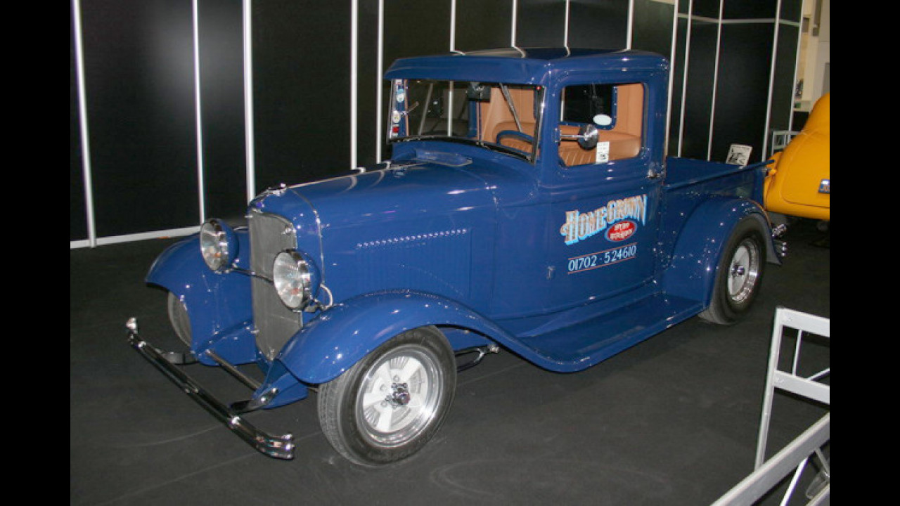 Ford B Pick-up