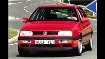 35 Jahre VW Golf Diesel