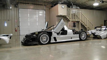 2002 Mercedes-Benz CLK GTR Roadster