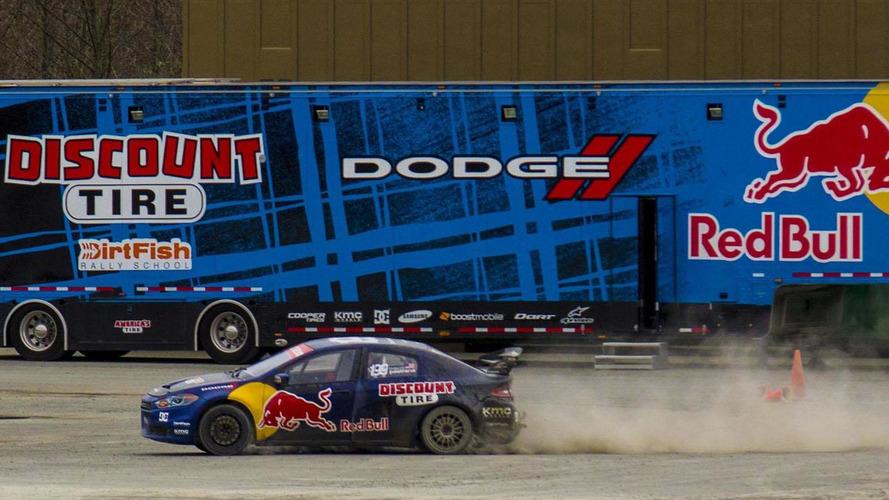 Dodge Dart returns to the Global Rallycross Championship [video]