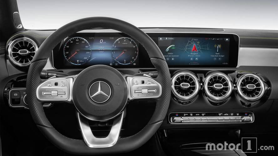 Todos los Mercedes-Benz recibirán una pantalla panorámica