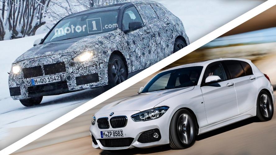 BMW Serie 1, perché è