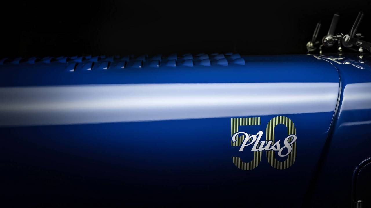 Morgan Plus 8 50th Anniversary Edition teaser