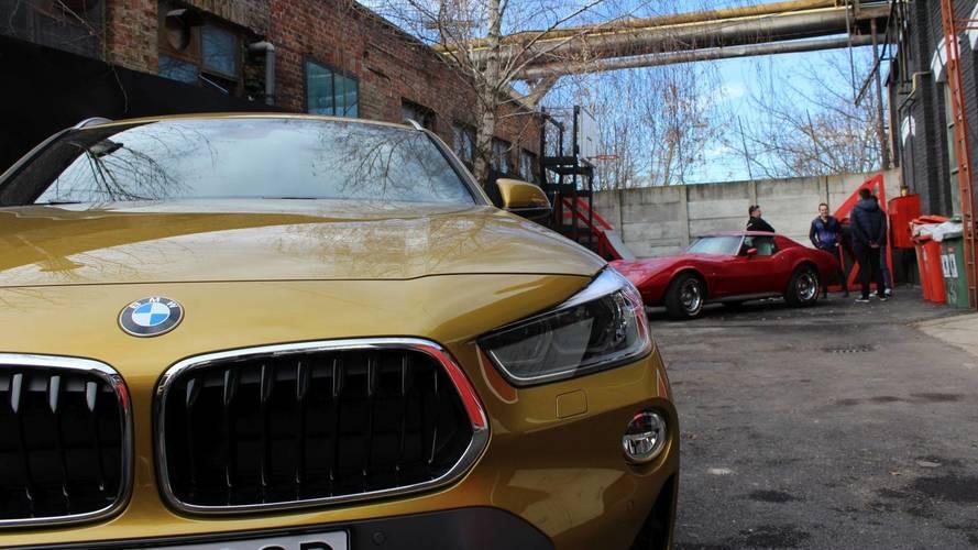 BMW X2 tesztvezetés