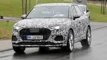 Photos espion - Audi SQ3