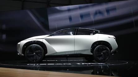 Güncellenen Nissan IMx Kuro konsepti Cenevre'de tanıtıldı