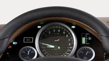 Artega GT's dashboard