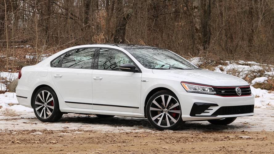 2018 Volkswagen Passat GT First Drive: Dad's Car Gets More Exciting