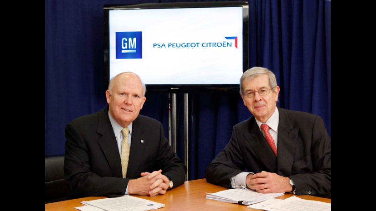 Confirmado: General Motors e PSA Peugeot-Citroën anunciam aliança global