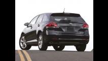 Toyota Venza 2013 é revelado nos Estados Unidos