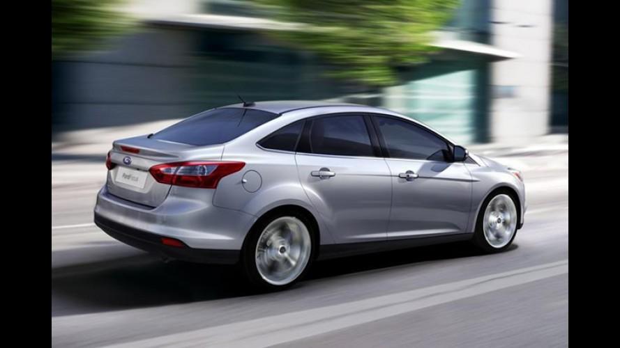 Ford inaugura nova planta em Chongqing na China destinada a produção do Focus