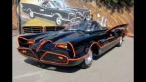 Batmóvel é vendido por US$ 4,2 milhões em leilão