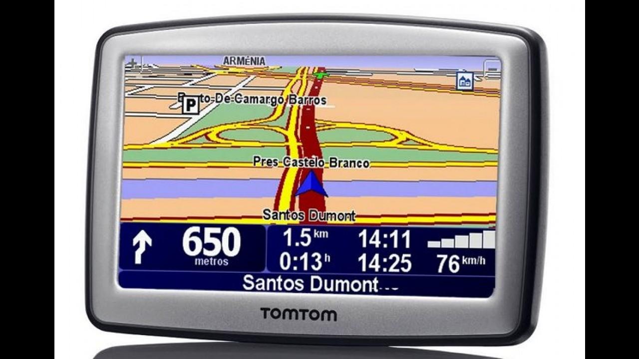TomTom lança serviço que identifica radares de trânsito no Brasil