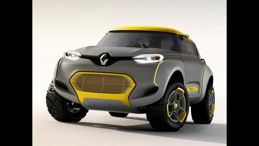 Renault Kwid deve entrar em produção para brigar com VW Taigun e GM Adra