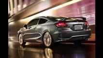 Novo Honda Civic Si Coupe estreia no SEMA Show e chega ao Brasil em 2014