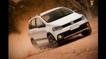 Avaliação: Volkswagen Space Cross 1.6 I-Motion - Visual off-road para vocação urbana