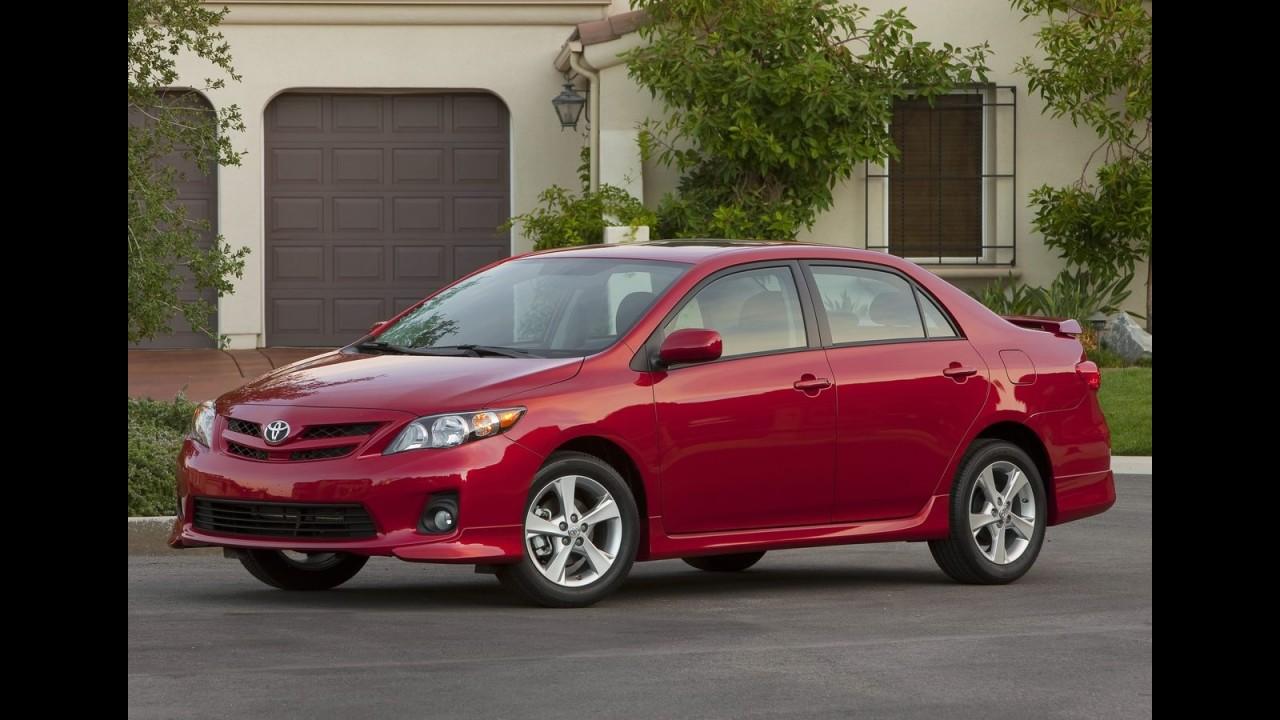 Toyota convoca 2,77 milhões de veículos para recall em todo o mundo