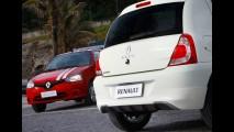Renault Clio 2014 chega por R$ 23.990 e ganha indicador de troca de marcha