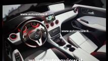 Mercedes revela prováveis interiores das novas Classe A e Classe B