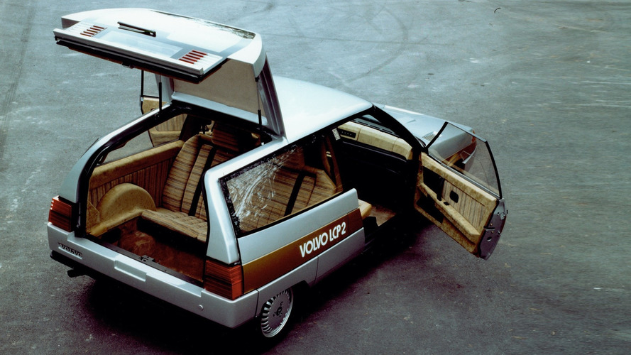 Unuttuğumuz Konseptler: 1983 Volvo LCP 2000