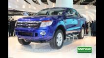 Salão de Buenos Aires - Ford mostra a Nova Ranger 2012
