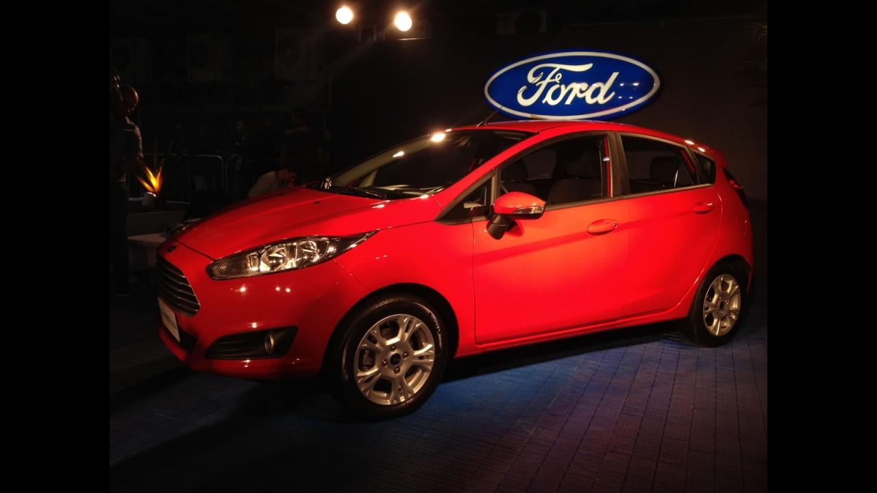 Ford New Fiesta nacional começa em R$ 32 mil; alvo é HB20