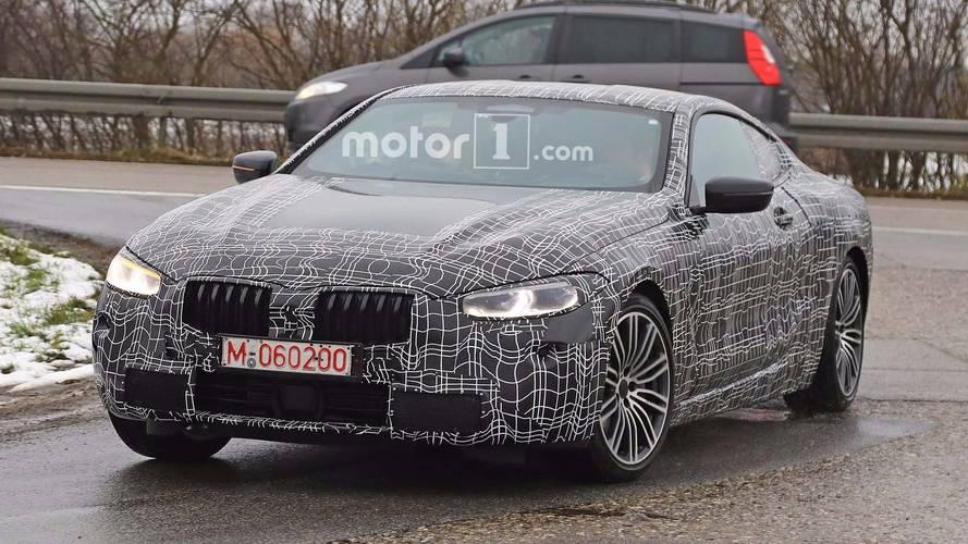 BMW, Cenevre'ye seri üretim 8 Serisi'ni de getirmiş!