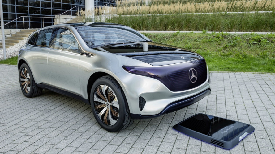 Mercedes, più di 10 elettriche entro il 2022