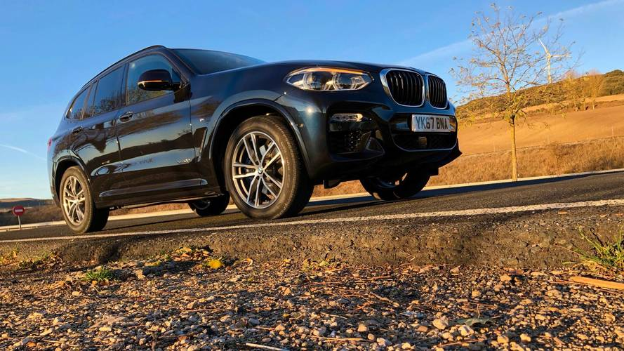 2018 BMW X3 review: sharp, classy SUV
