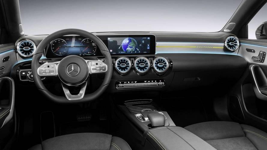 Osztályidegen luxust ígér az új Mercedes A-osztály utastere