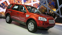 Land Rover Freelander 2 TD4_e Debuts in Paris