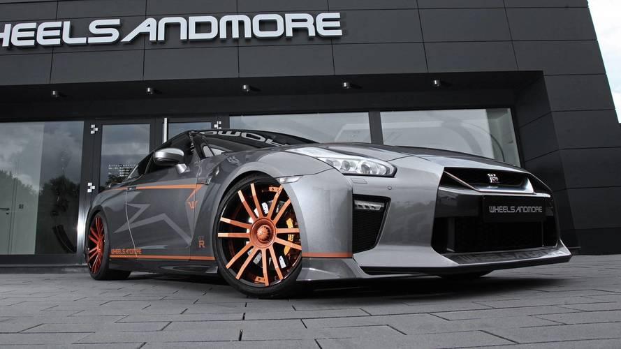 Tuning - Wheelsandmore offre 740 chevaux à la Nissan GT-R !
