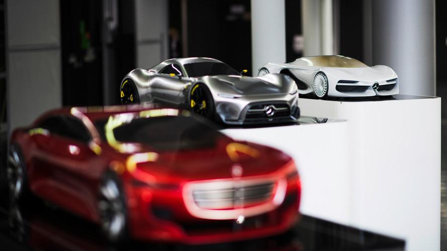 Mercedes-Benz estúdio de design