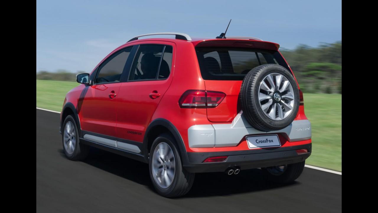 Recall: VW convoca Fox e CrossFox 2015 por falha na fixação do volante