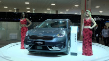 Salão do Automóvel: SUV híbrido, Kia Niro mostra o lado