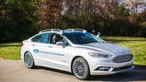 Ford Fusion Hybrid autônomo