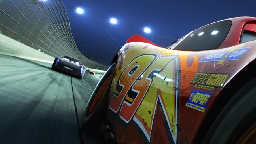 Pixar, Detroit Otomobil Fuarı'na gerçek otomobil boyutlarında Cars 3 karakterleri getirecek