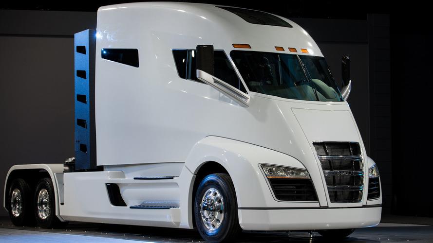 Nikola One e Nikola Two serão os novos caminhões elétricos do mundo