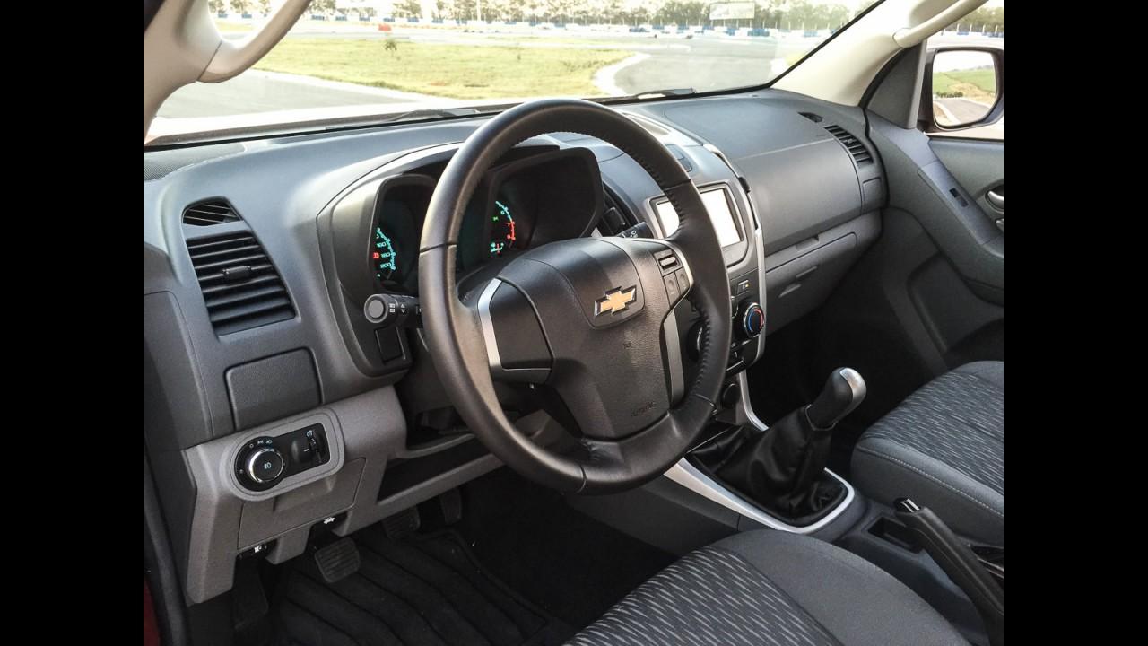 Mais vendida em 2015, Chevrolet S10 lidera segmento há 20 anos