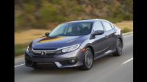 EUA: Novo Civic cresce mais de 40% em janeiro - veja 50 mais vendidos