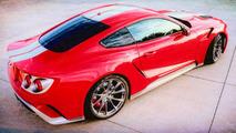 Zero to 60 Design Ford Mustang GTT
