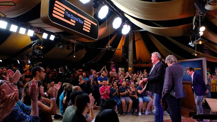 The Grand Tour - 3 millions d'euros pour la scène d'ouverture !