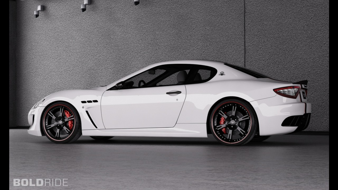 Wheelsandmore Maserati MC Stradale Demonoxious