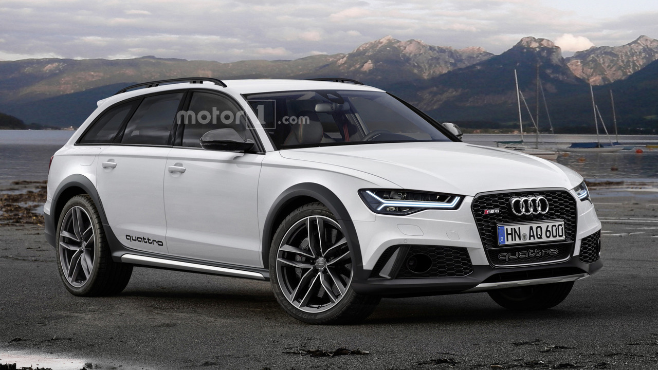 Audi RS6 Allroad