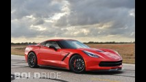 Hennessey Chevrolet Corvette Stingray HPE700
